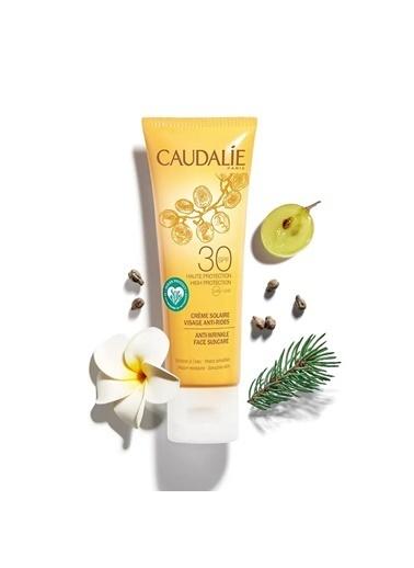 Caudalie CAUDALIE Soleil Divin Anti-Wrinkle Face Suncare SPF30 50 ml Renksiz